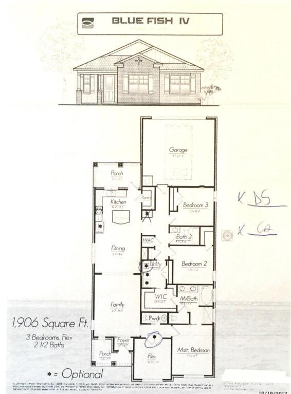 Lot 70 Oak Tree Boulevard, Freeport, FL 32439 (MLS #786133) :: Scenic Sotheby's International Realty