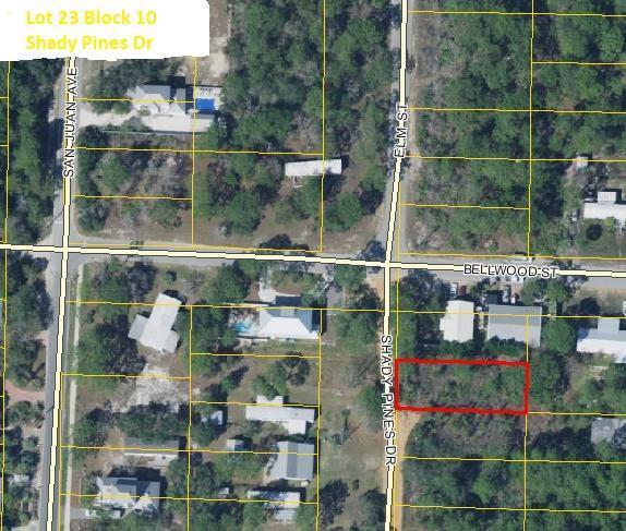 Lot 23-10 Shady Pines Drive Block 10, Santa Rosa Beach, FL 32459 (MLS #787200) :: Scenic Sotheby's International Realty