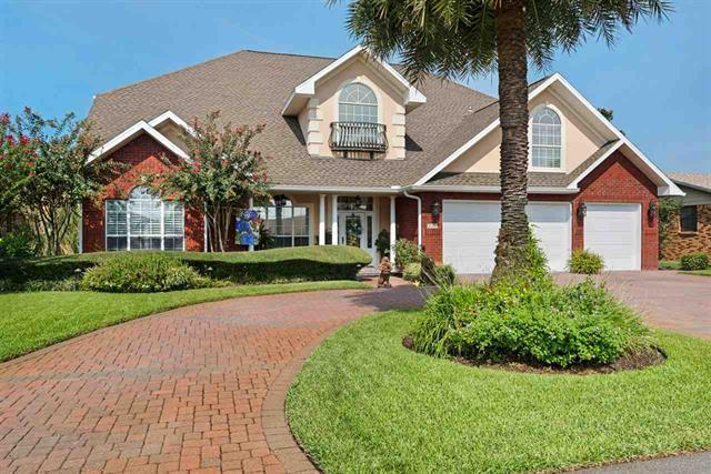 1157 Harbor Lane, Gulf Breeze, FL 32563 (MLS #788895) :: Classic Luxury Real Estate, LLC