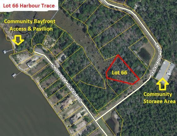 Lot 66 Harbour Trace, Freeport, FL 32439 (MLS #789020) :: Scenic Sotheby's International Realty
