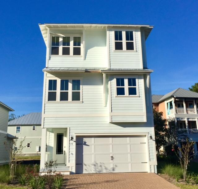 79 Grande Pointe Drive S, Panama City Beach, FL 32461 (MLS #789383) :: Scenic Sotheby's International Realty
