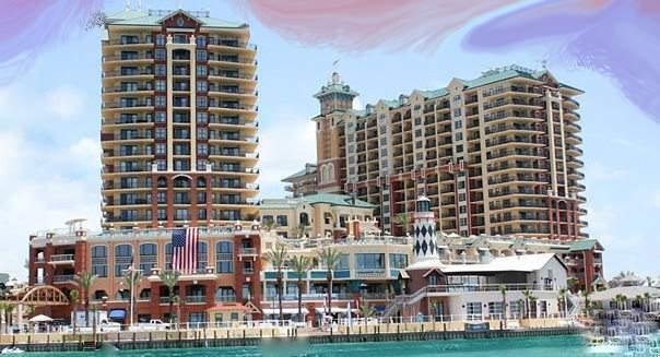 10 Harbor Boulevard 711D, Destin, FL 32541 (MLS #789928) :: Somers & Company