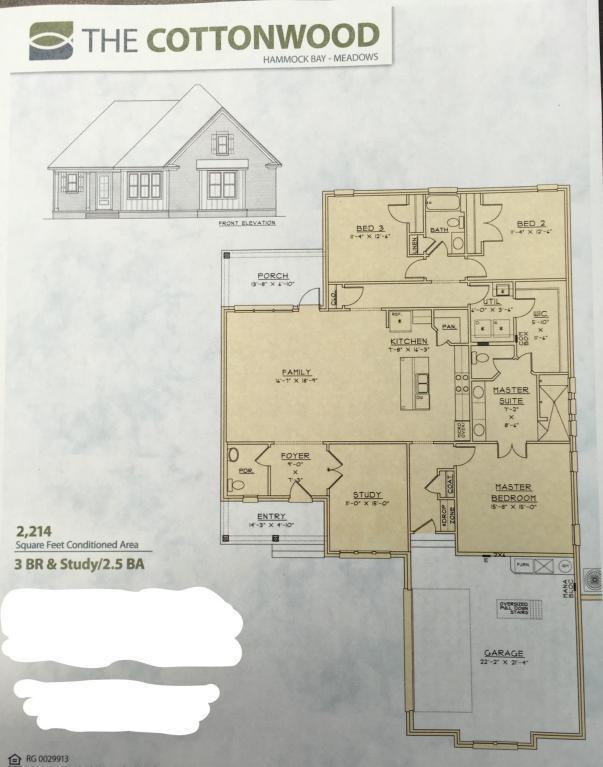 Lot 62 Meadow Lake Drive, Freeport, FL 32439 (MLS #790457) :: Hammock Bay