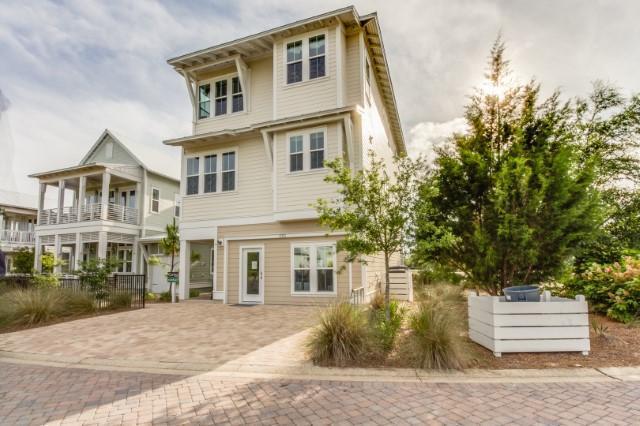 537 Gulfview Circle Lot 1, Santa Rosa Beach, FL 32459 (MLS #790594) :: Coast Properties