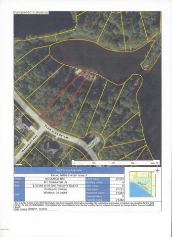 921 Tidewater Lane, Panama City, FL 32404 (MLS #791700) :: Coast Properties