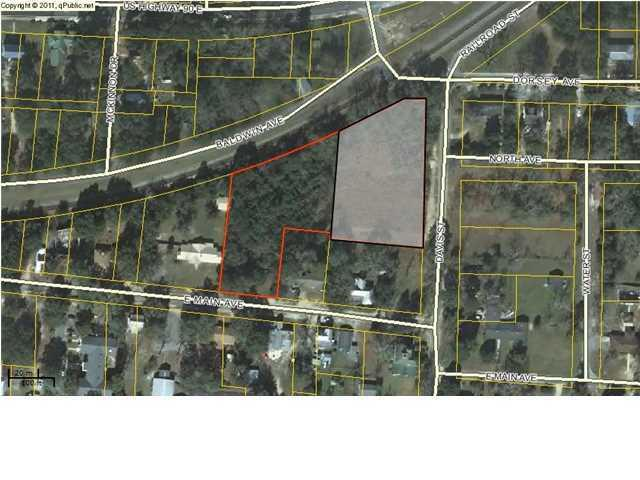1.39 Ac Davis Street, Defuniak Springs, FL 32435 (MLS #792022) :: Scenic Sotheby's International Realty