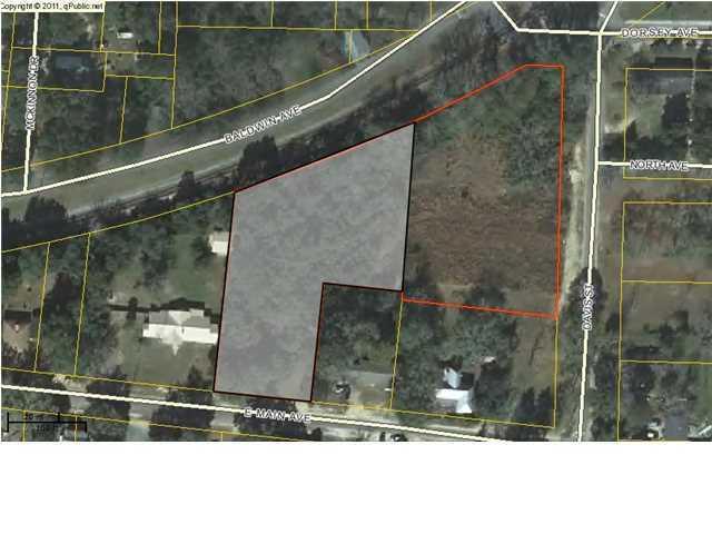 1.19 Ac Main Avenue, Defuniak Springs, FL 32435 (MLS #792023) :: Scenic Sotheby's International Realty