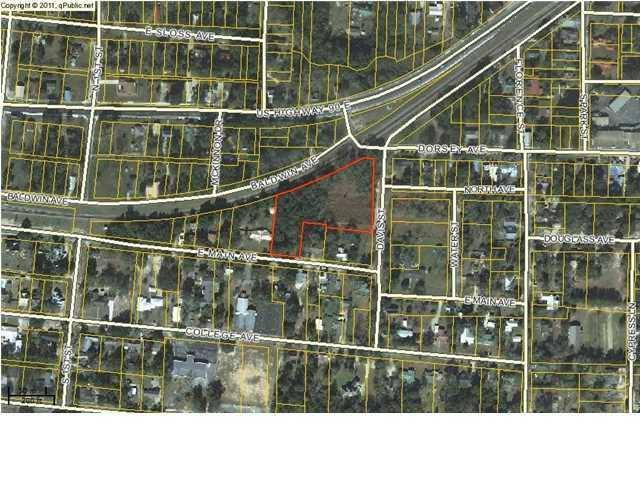 2.58 Ac Main Avenue, Defuniak Springs, FL 32435 (MLS #792024) :: Scenic Sotheby's International Realty
