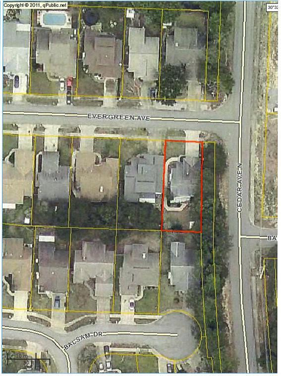 366 Evergreen Avenue, Niceville, FL 32578 (MLS #792167) :: ENGEL & VÖLKERS