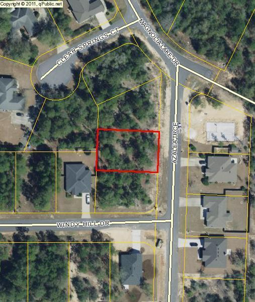 Lot 16 Azalea Trace, Defuniak Springs, FL 32433 (MLS #792245) :: Davis Properties