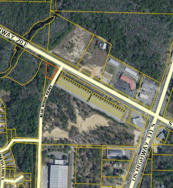 Highway 20 Blue Ridge Parkway, Freeport, FL 32439 (MLS #792336) :: Berkshire Hathaway HomeServices PenFed Realty
