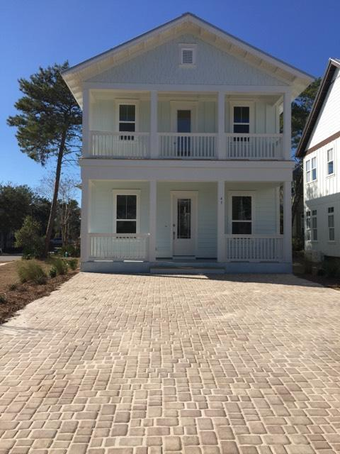 Lot 106 Grande Pointe Circle, Inlet Beach, FL 32461 (MLS #794305) :: Luxury Properties on 30A
