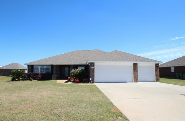 3344 Citrine Circle, Crestview, FL 32539 (MLS #794355) :: ResortQuest Real Estate