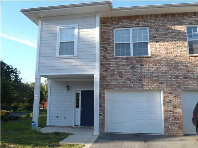 649 Gap Creek Drive #649, Fort Walton Beach, FL 32548 (MLS #795207) :: Luxury Properties on 30A