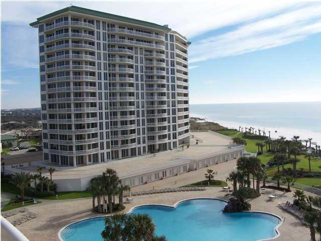 15400 Emerald Coast Parkway Unit 1407, Destin, FL 32541 (MLS #796167) :: Luxury Properties on 30A