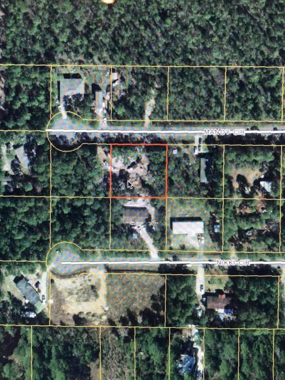 Lot 25 Mandy Circle, Santa Rosa Beach, FL 32459 (MLS #796286) :: Keller Williams Realty Emerald Coast