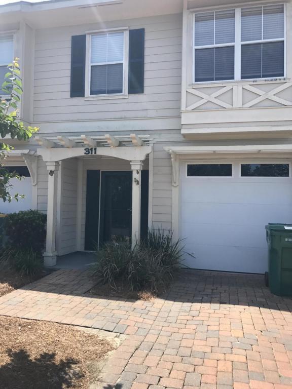 311 Mattie M Kelly Boulevard #311, Destin, FL 32541 (MLS #796718) :: The Premier Property Group