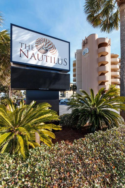 660 Nautilus Court Unit 2411, Fort Walton Beach, FL 32548 (MLS #796963) :: Luxury Properties on 30A