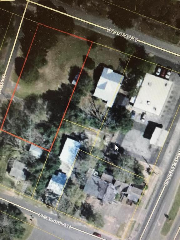 1 Live Oak Avenue, Defuniak Springs, FL 32433 (MLS #797121) :: Homes on 30a, LLC