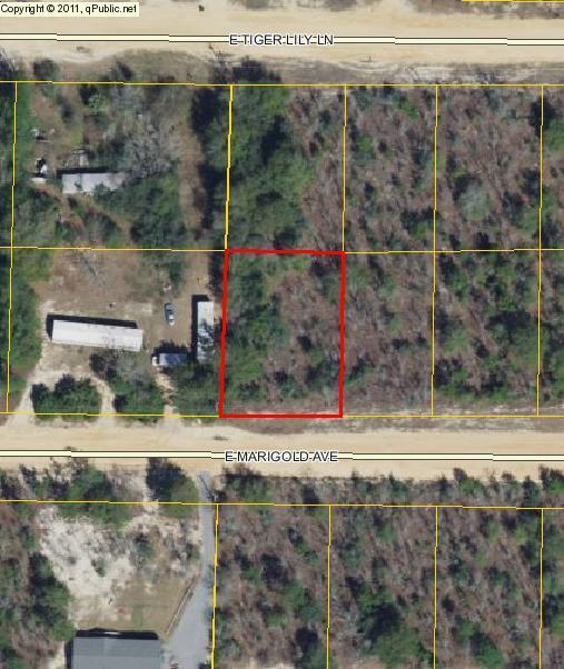 Lot 23 E Marigold Avenue, Defuniak Springs, FL 32433 (MLS #797606) :: Coast Properties