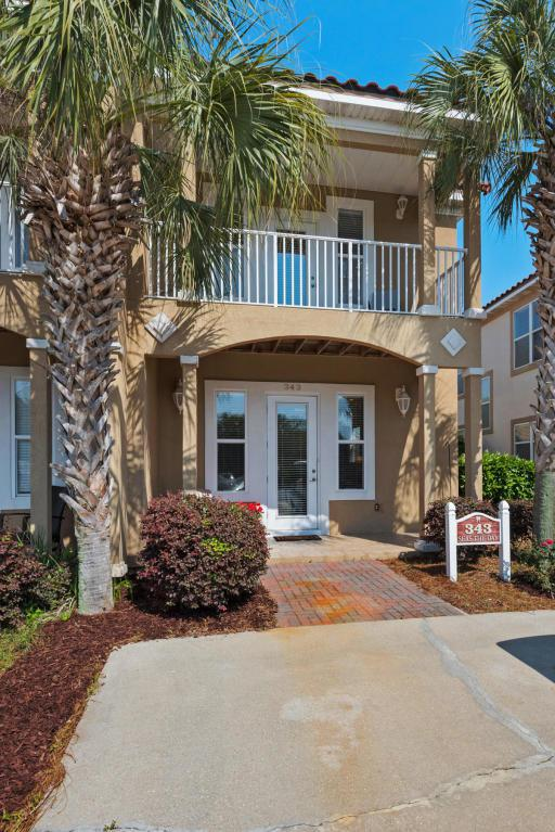 343 La Valencia Circle, Panama City Beach, FL 32413 (MLS #797990) :: Coast Properties