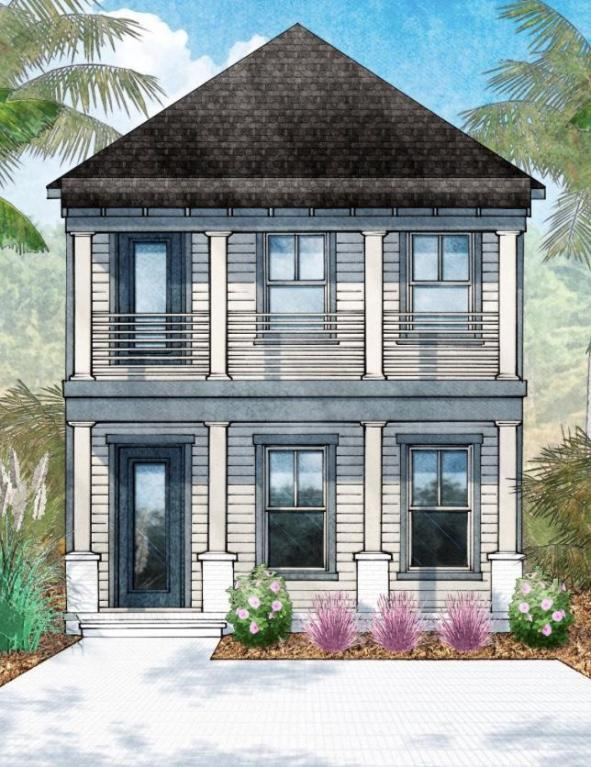 Lot 25 Valerie Way, Inlet Beach, FL 32461 (MLS #798213) :: Classic Luxury Real Estate, LLC