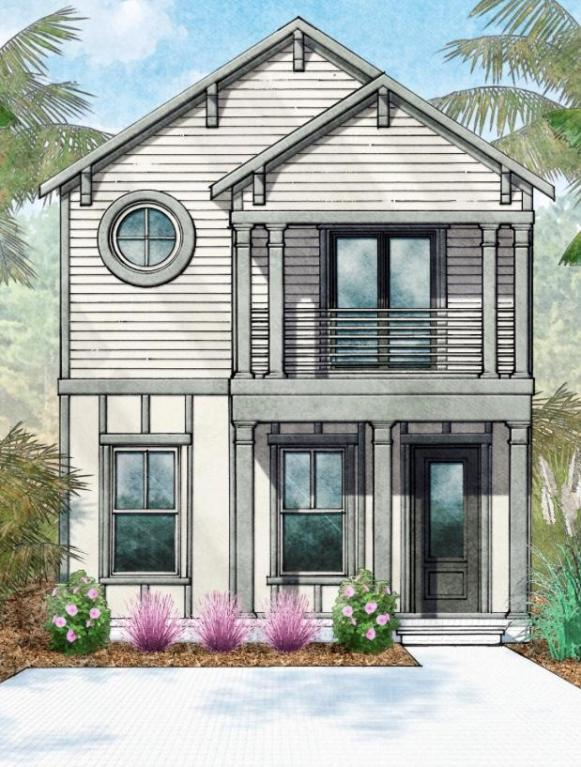 Lot 18 Beach View Drive, Inlet Beach, FL 32461 (MLS #798214) :: Classic Luxury Real Estate, LLC