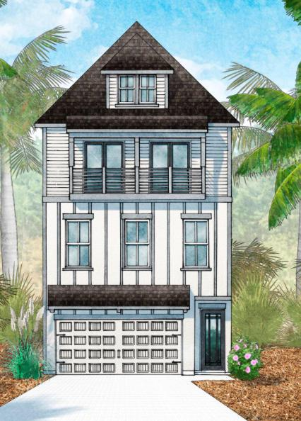 LOT 6 Valdare Lane, Inlet Beach, FL 32461 (MLS #798249) :: Classic Luxury Real Estate, LLC