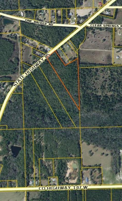 TBD Hwy B5 N, Paxton, FL 32538 (MLS #798997) :: Keller Williams Realty Emerald Coast