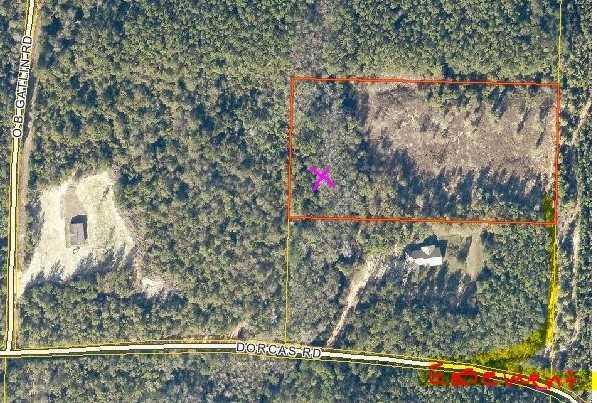 4.86 Acres Old Dorcas Road, Crestview, FL 32539 (MLS #799227) :: Coast Properties