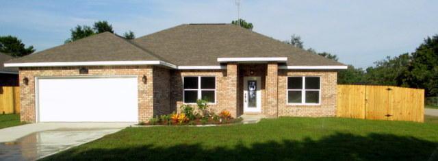 2200 Chapparel Street, Navarre, FL 32566 (MLS #799415) :: Luxury Properties on 30A