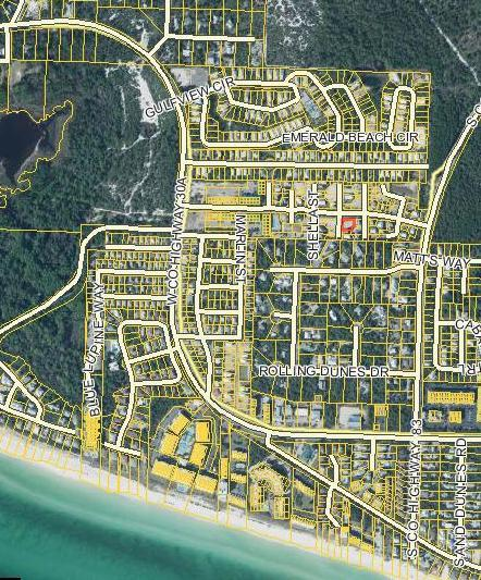 Lot 1 Blkf Heidi Heights, Santa Rosa Beach, FL 32459 (MLS #799456) :: Somers & Company
