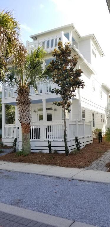 60 The Greenway Loop, Inlet Beach, FL 32461 (MLS #799511) :: Coast Properties