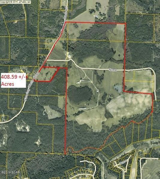 1787 Flowing Well Road, Bonifay, FL 32425 (MLS #799793) :: ResortQuest Real Estate