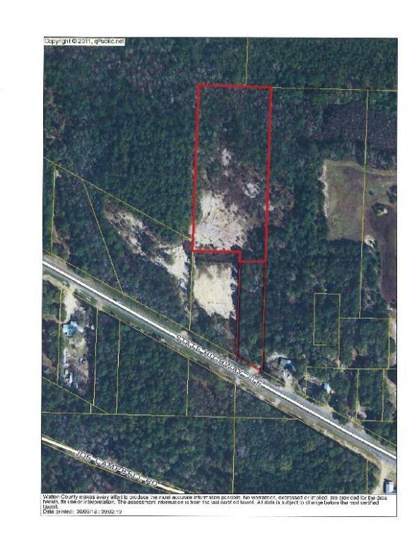 0 E Hwy. 20, Freeport, FL 32439 (MLS #800655) :: ResortQuest Real Estate