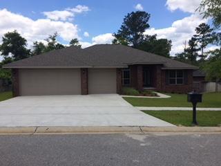 5792 Marigold Loop, Crestview, FL 32539 (MLS #801071) :: Luxury Properties Real Estate