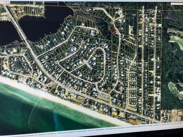25 Seabreeze Boulevard, Panama City Beach, FL 32461 (MLS #802435) :: Classic Luxury Real Estate, LLC