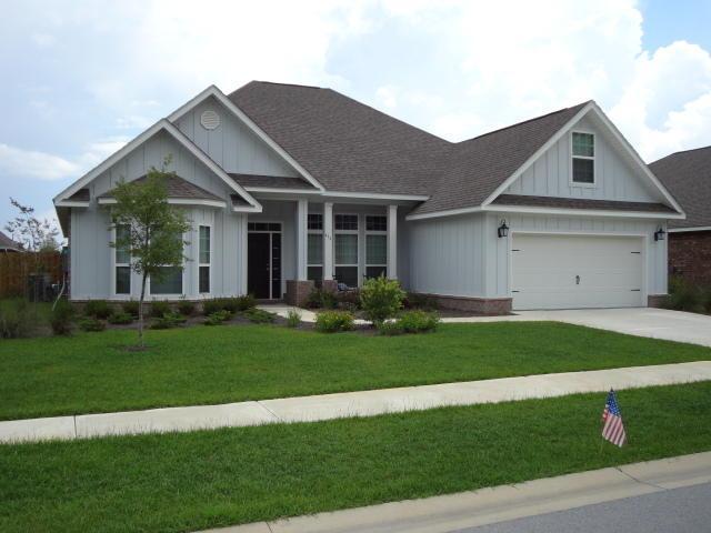 414 Lilly Bell Lane, Freeport, FL 32439 (MLS #802552) :: Keller Williams Emerald Coast