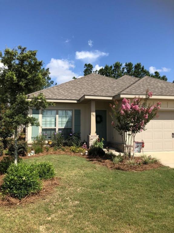 251 Whitman Way, Freeport, FL 32439 (MLS #802578) :: Hammock Bay