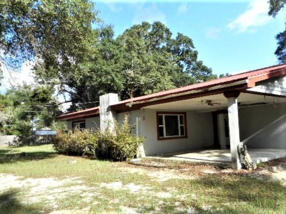 324 Goodwin Rd Road, Defuniak Springs, FL 32435 (MLS #802826) :: 30a Beach Homes For Sale