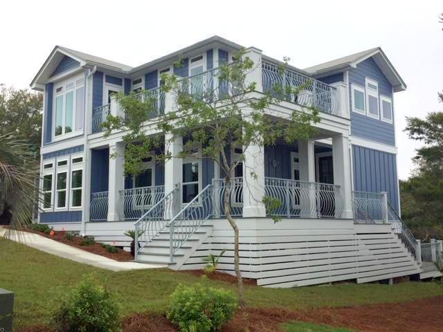 84 Baird Road, Santa Rosa Beach, FL 32459 (MLS #803534) :: Scenic Sotheby's International Realty