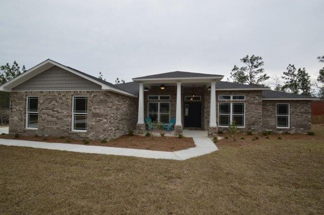6509 Welannee Boulevard, Laurel Hill, FL 32567 (MLS #803648) :: Classic Luxury Real Estate, LLC