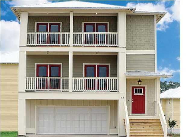 19 Inlet Heights Lane, Inlet Beach, FL 32461 (MLS #803974) :: Counts Real Estate Group