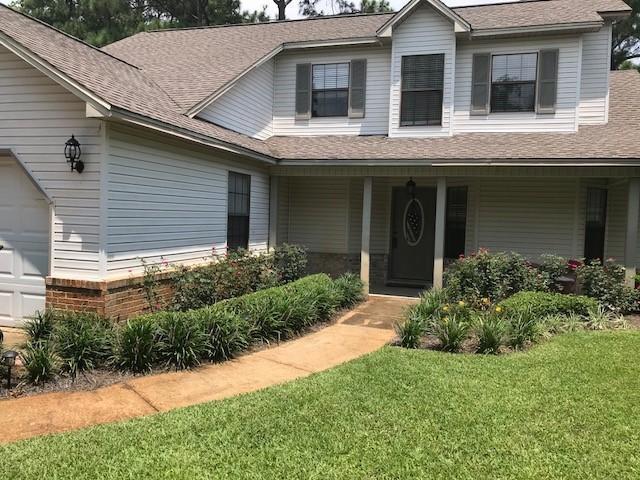 1225 Quail Lake Boulevard, Destin, FL 32541 (MLS #804085) :: Berkshire Hathaway HomeServices Beach Properties of Florida