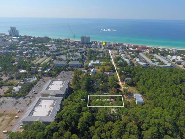 Lot 4 Campbell Street, Santa Rosa Beach, FL 32459 (MLS #804220) :: Berkshire Hathaway HomeServices Beach Properties of Florida