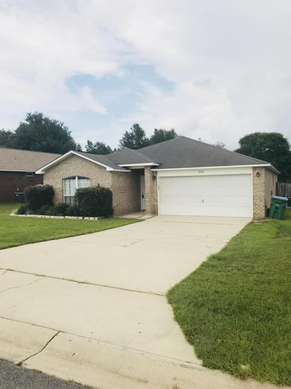 220 Limestone Circle, Crestview, FL 32539 (MLS #804240) :: Classic Luxury Real Estate, LLC