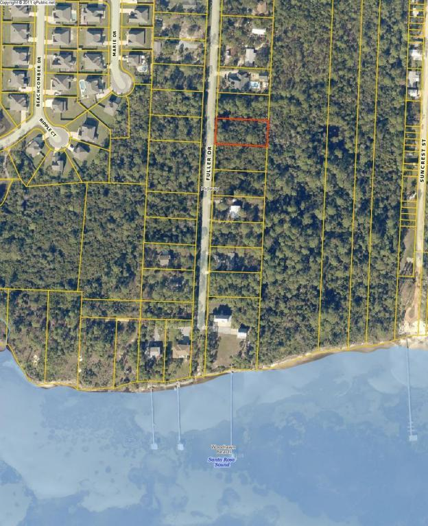 1606 Fuller Drive, Navarre, FL 32566 (MLS #804345) :: Classic Luxury Real Estate, LLC