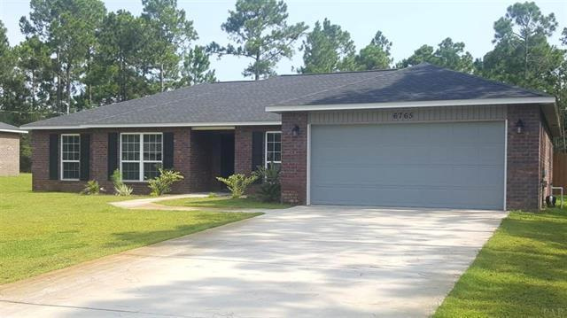 6765 Kempton Street, Navarre, FL 32566 (MLS #804359) :: Classic Luxury Real Estate, LLC