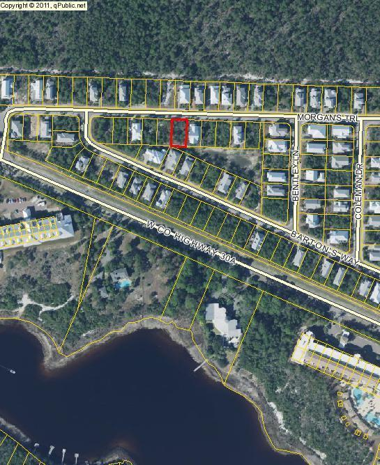 Lot 94 Morgans Trail, Santa Rosa Beach, FL 32459 (MLS #804400) :: Berkshire Hathaway HomeServices Beach Properties of Florida