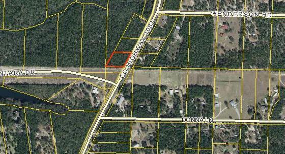 xxxx Co Highway 1087, Mossy Head, FL 32434 (MLS #804678) :: Classic Luxury Real Estate, LLC